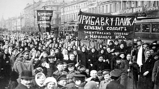 Литовские эксперты предрекают России новую революцию 17-го года