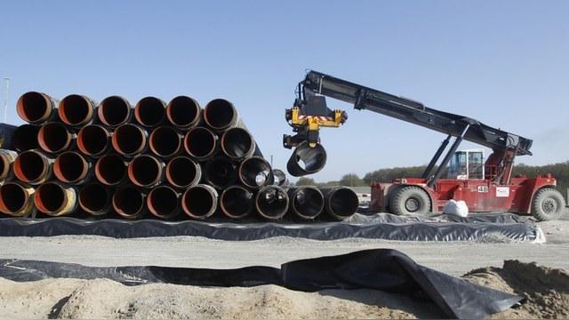 Bloomberg: Украина отучается от российского газа