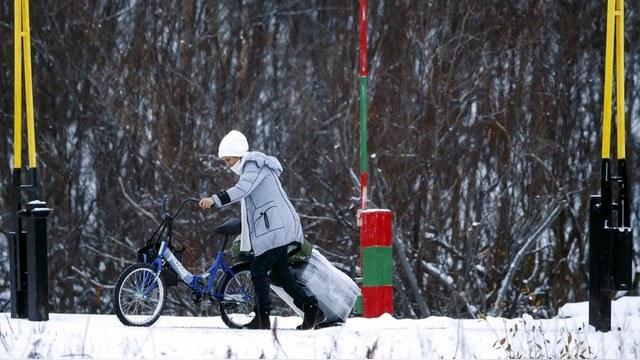 Норвегия вернет сирийских «велосипедистов» в Россию