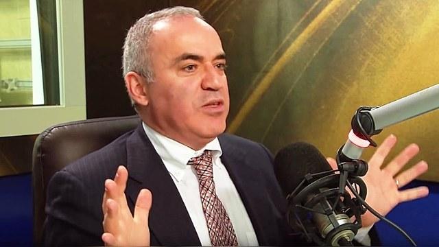 Каспаров: Лучше хаос после ухода Путина сегодня, чем катастрофа завтра