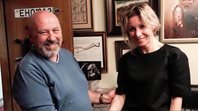Польский журналист: Мария Захарова сделала мне больно