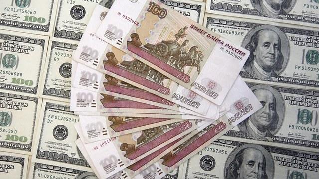 Forbes: Падение рубля для России – «то, что доктор прописал»