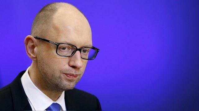 Украинские новости: По итогам работы Яценюк остался без премии