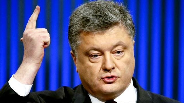 Порошенко: Агрессия и безответственные действия Кремля обрушили курс рубля