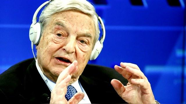 DWN: Ради спасения ЕС от коллапса Сорос перестал видеть в России врага