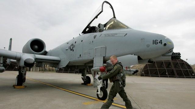 DN: Россия «спасла» американские штурмовики от отправки на пенсию