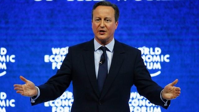 Кэмерон: Лондон не должен уходить от диалога с Москвой