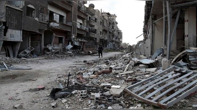 Журналист BBC в освобожденной Сальме: Россия в Сирии всерьез и надолго