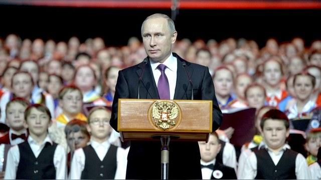 Al Jazeera: Культ личности Путина скрывает слабость российского режима