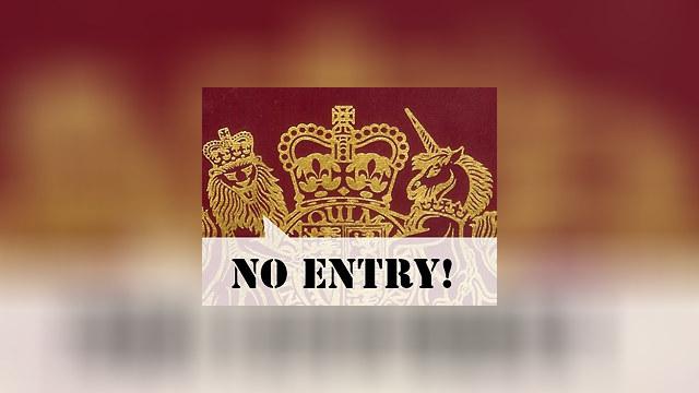 Чапман лишили паспорта во благо Великобритании