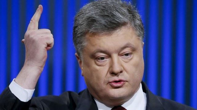 Корреспондент: Порошенко требует наладить выпуск ракет на Украине