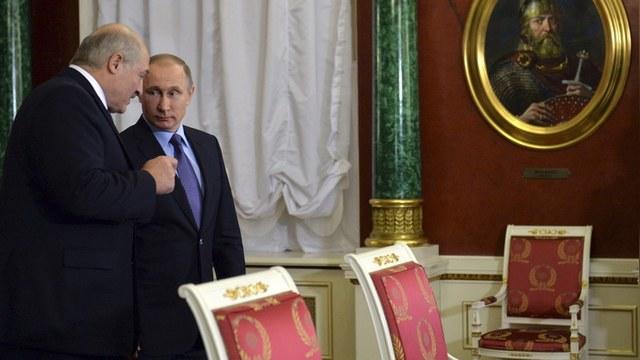 Корреспондент: Лукашенко приедет к Путину обсудить Украину