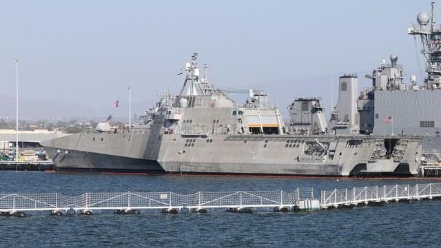 Bloomberg: Новые боевые корабли ВМС США провалили учения