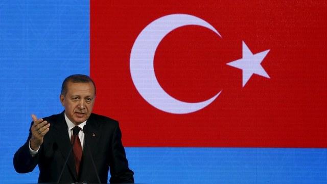 Эрдоган: Террористы воюют против Турции российским оружием