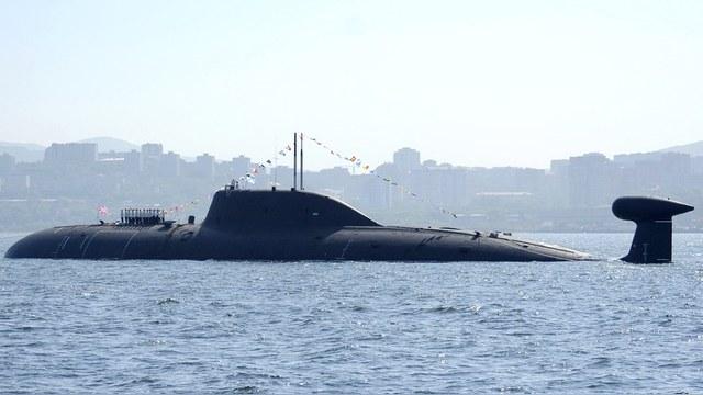 Вице-адмирал НАТО: Российские подлодки активнее, чем в годы холодной войны