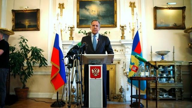 Лавров: Россия не забудет турецкого пособничества террористам