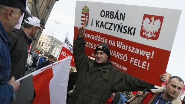 Welt: Дружба с Москвой превратит Восточную Европу в «предместье России»