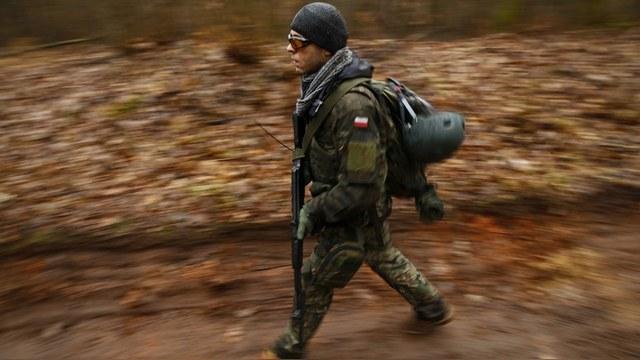 В Польше стартовали первые учения литовско-польско-украинской бригады