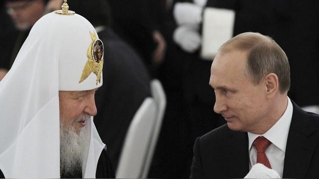Le Temps: Патриарх Кирилл согласился на историческую встречу ради Путина