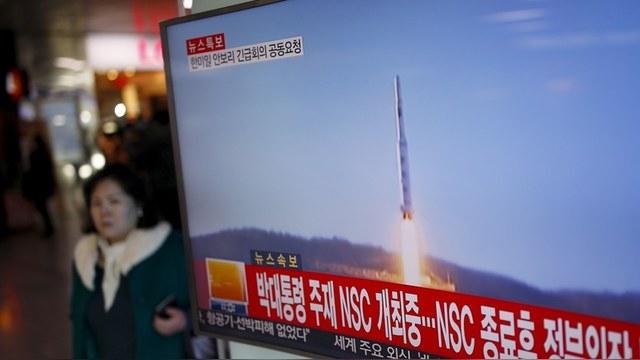 Europe 1: МИД РФ осудил запуск ракеты Пхеньяном как угрозу безопасности