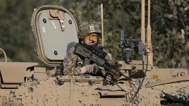 Daily Telegraph: Британские войска готовятся к войне с Россией