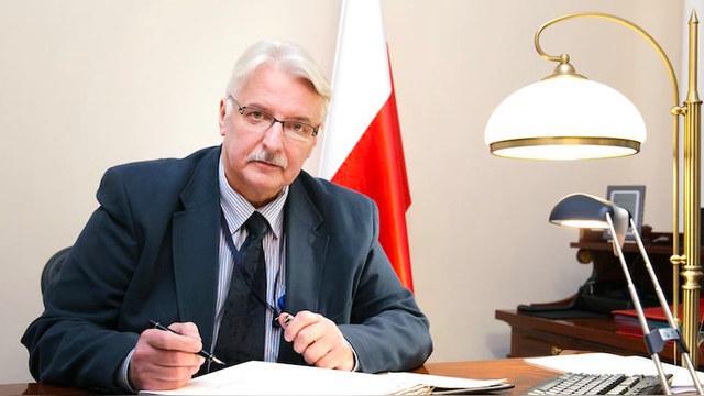 Глава МИД Польши: В «объятиях» НАТО Россия будет в безопасности