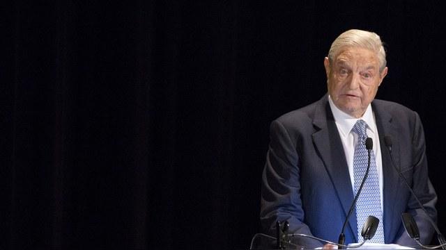 Сорос: Путин – «несравнимо большая угроза» для Евросоюза, чем ИГ
