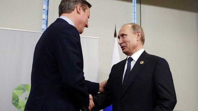BuzzFeed: Британия сделает подарок Путину, если покинет ЕС