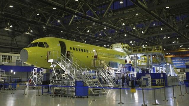 Japan Business Press: С помощью самолета МС-21 России удалось перегнать Америку