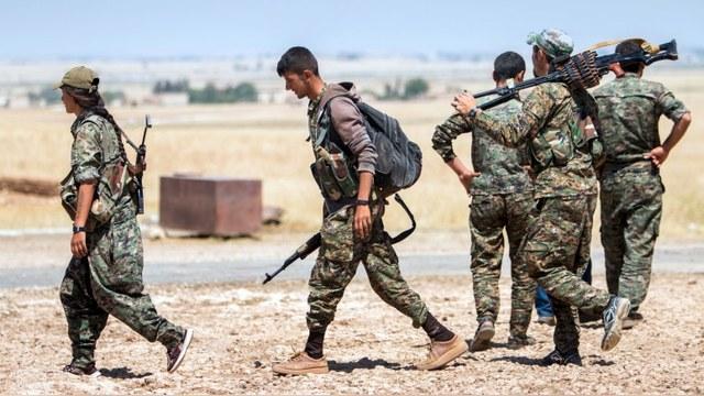 Bloomberg: Сирийские курды пригрозили Турции «большой войной» с Россией
