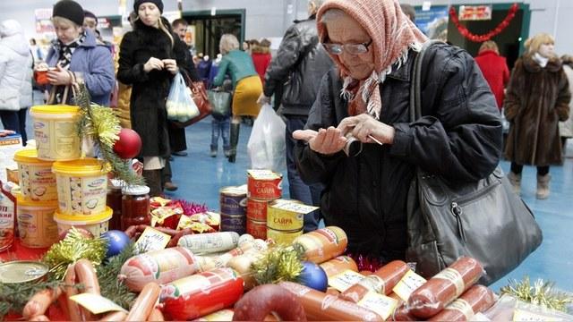Die Welt: Россияне начали брать кредиты на продукты