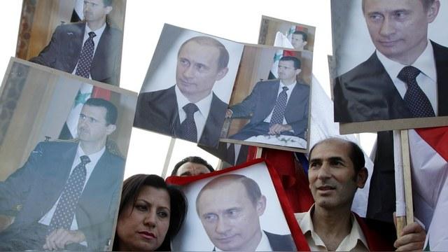 El Pais: Популярность Путина в Дамаске бросает тень даже на Асада