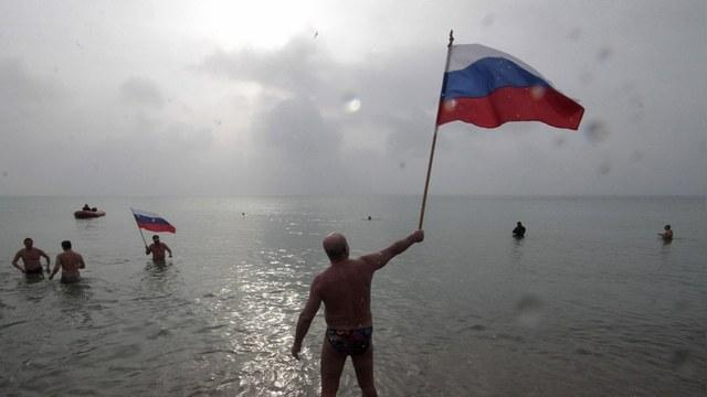 112: Польша отдала «аннексированный» Крым России