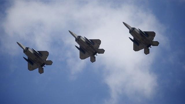 ABC News: Американцы опробовали «невидимый» F-22 в сирийском небе