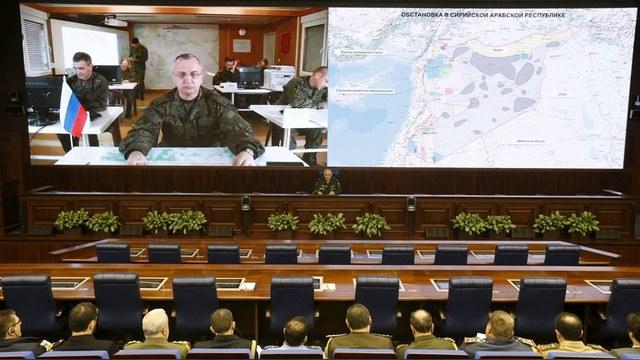 N-TV: По случаю перемирия Россия прекратила авиаудары в Сирии
