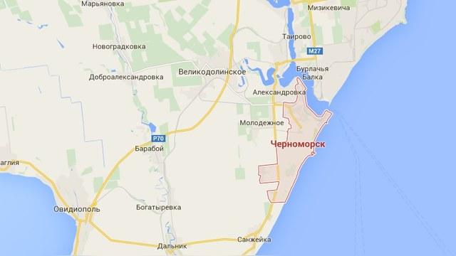 Корреспондент: Google «декоммунизировал» карту Украины