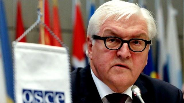 Штайнмайер одернул Украину: Хаос в Киеве рушит надежды на мир в Донбассе
