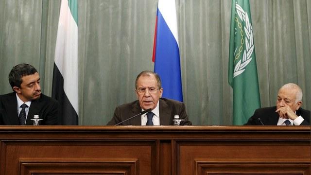NYT: Россия предложила защитить мир от химического терроризма
