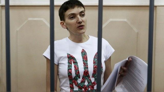 Прокурор попросил 23 года колонии для Надежды Савченко
