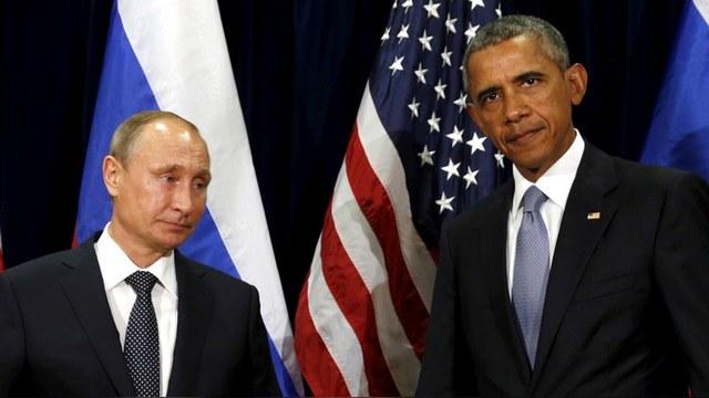 Zeit: Закончив войну в Сирии, Россия и США возьмутся за раздел Европы