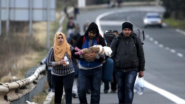 Решение миграционного кризиса от Times: Отправить беженцев на войну