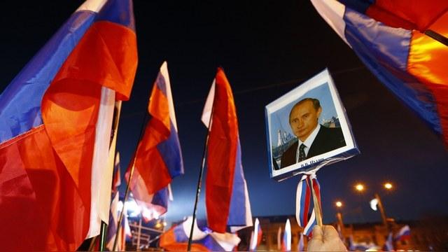 Washington Post: Россияне либо за Путина, либо «не интересуются политикой»
