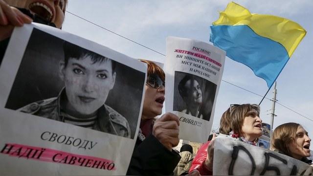 112 Украина: Евродепутаты пригрозили сесть за список Савченко «уже завтра»