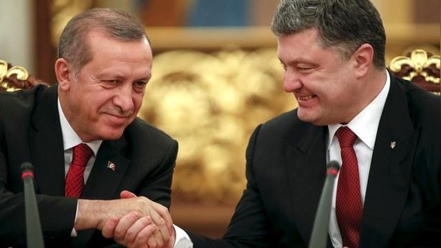 112: Эрдоган обещает вечно поддерживать территориальную целостность Украины