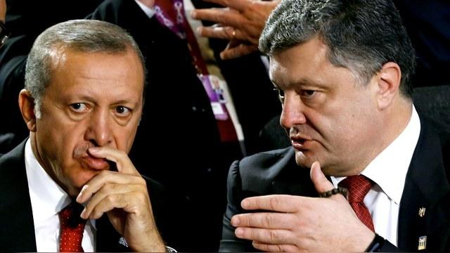 Эрдоган: В отличие от Сирии никто не просил Россию вторгаться на Украину