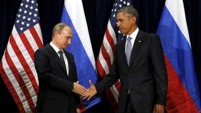 Обама: Ни Крым, ни Сирия не делают Путина ведущим игроком