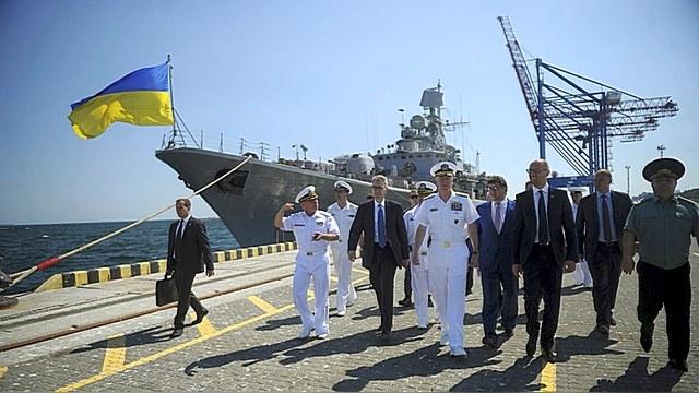 Минобороны Украины: Флот разорен и разложен, офицеры отдыхают в Крыму