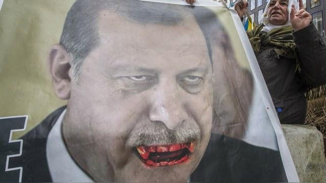 The Daily Telegraph: Эрдоган становится все опаснее
