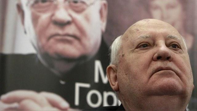 Горбачев: Крым – это Россия, и пусть кто-нибудь докажет обратное