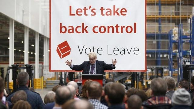 Мэр Лондона: США лицемерят, призывая британцев остаться в ЕС